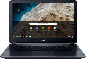 2018 Acer 15.6-inch HD WLED Chromebook