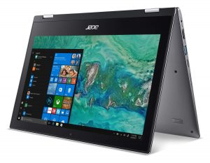 Acer 2-In-1 Touch Screen