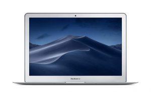 Apple MacBook Silver