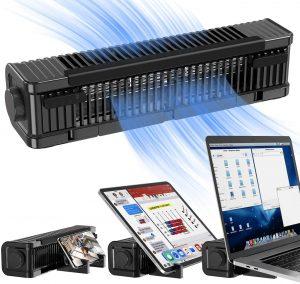 EURPMASK Adjustable Laptop Cooler