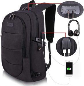 Multi-Purpose Backpack By Tzowla