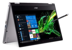 Spin 3 Convertible Laptop By Acer