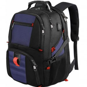 Water-Resistant School Backpack
