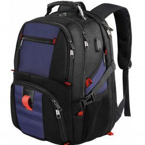 Water-Resistant School Backpack